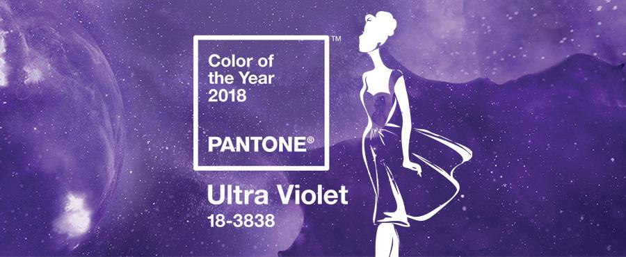 Ультрафиолет — цвет 2018 года