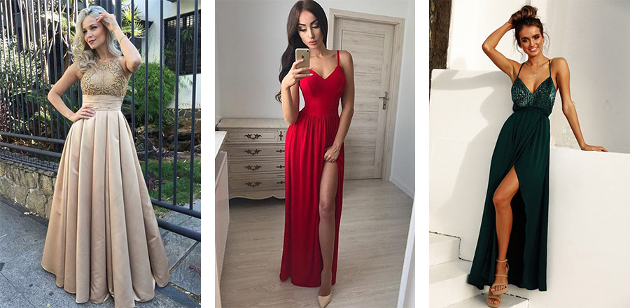 bfcd0f0070e 3 Тенденции выпускных платьев 2019