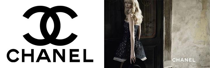 Conheça a nossa: A história dos logotipos da marca de moda CHANEL