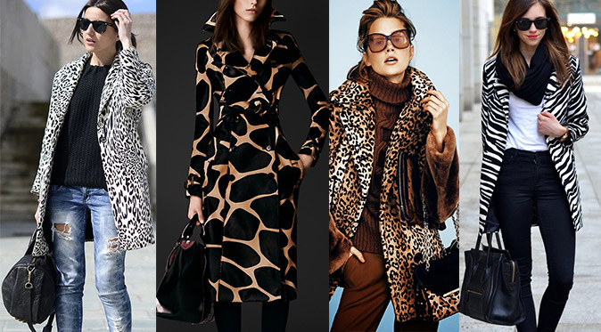 Casacos da moda da nova estação: cores e tons atuais