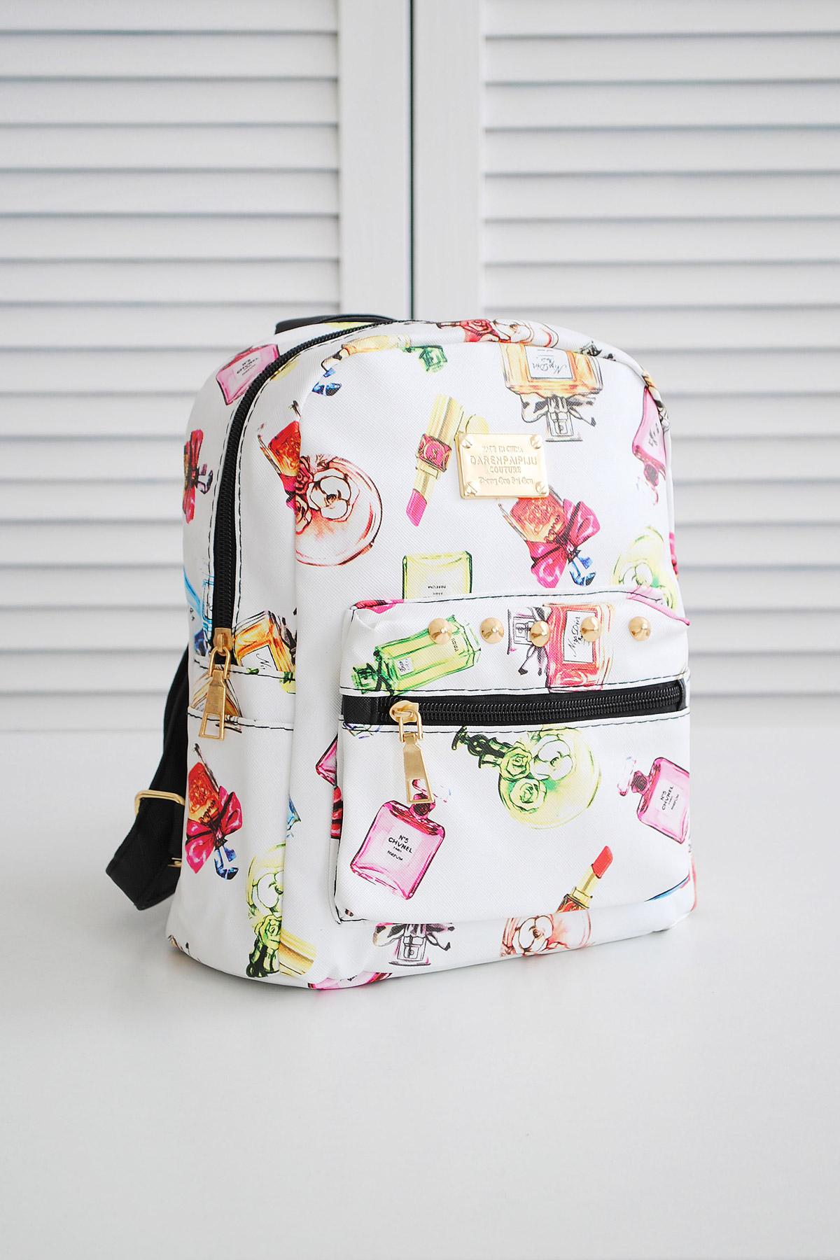 Портфель с цветами фото